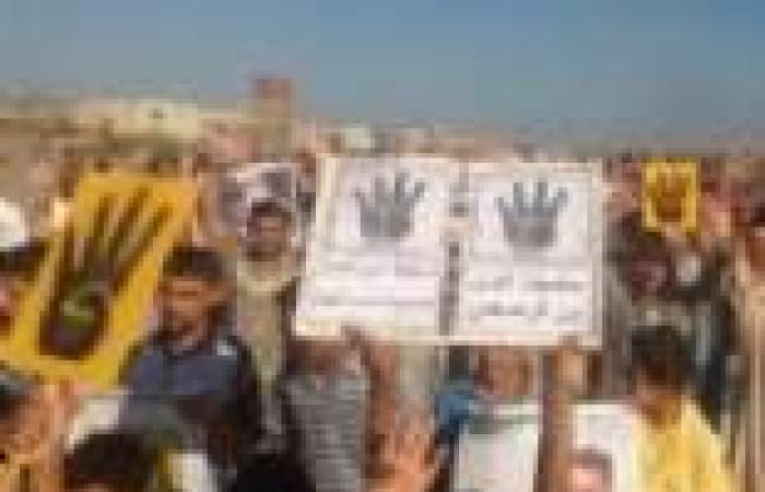 """أنصار المعزول يغلقون """"صلاح سالم"""".. ويفكرون في الذهاب إلى """"الاتحادية"""" أو """"المطار"""""""