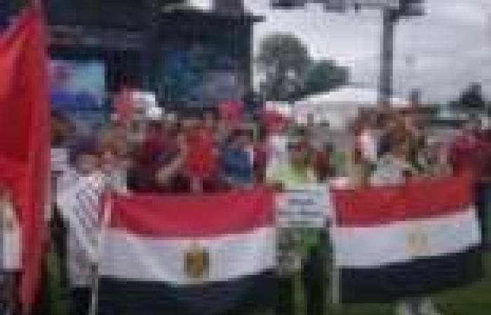 الجالية المصرية بالرياض تقيم حفل تأبين لشهداء الجيش والشرطة