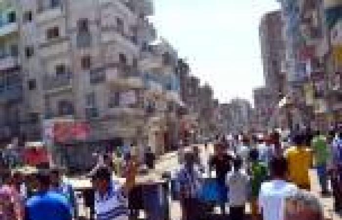 أنصار مرسي بالسويس ينهون فعاليات مسيرتهم بميدان الأربعين قبل «الحظر»