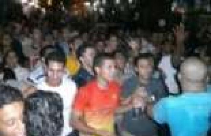 مناوشات خفيفة بين عناصر الإخوان وأفراد أمن بالفيوم بسبب هتافات مناوئة للشرطة والجيش