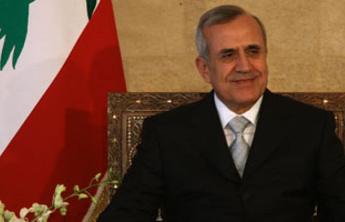 الرئيس سليمان: التفاهم بين السعودية وإيران سينعكس إيجابا على لبنان