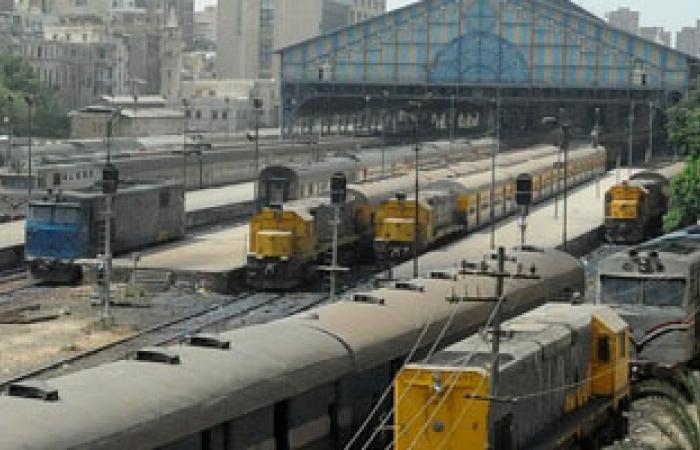 """غدا ..عودة حركة القطارات """"جزئياً"""" بين الإسكندرية - بنها وأسوان-وقنا"""