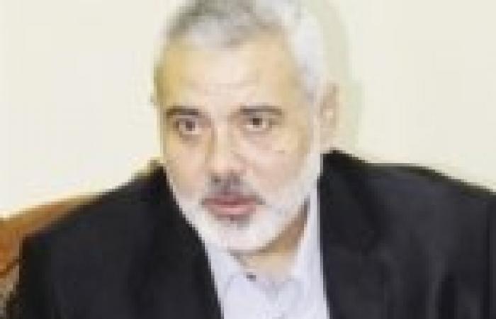 """""""هنية"""" يشيد بتصريحات الرئيس التونسي المطالبة برفع حصار غزة"""