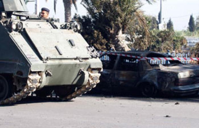 تجمع شبابى لبنانى يستنكر الاشتباكات المسلحة فى مدينة بعلبك