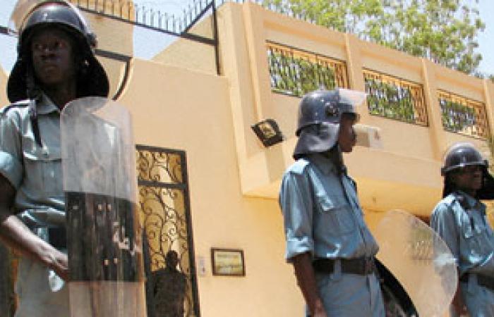 الشرطة السودانية تقبض على 15 متهما بسرقة أحد البنوك أثناء المظاهرات