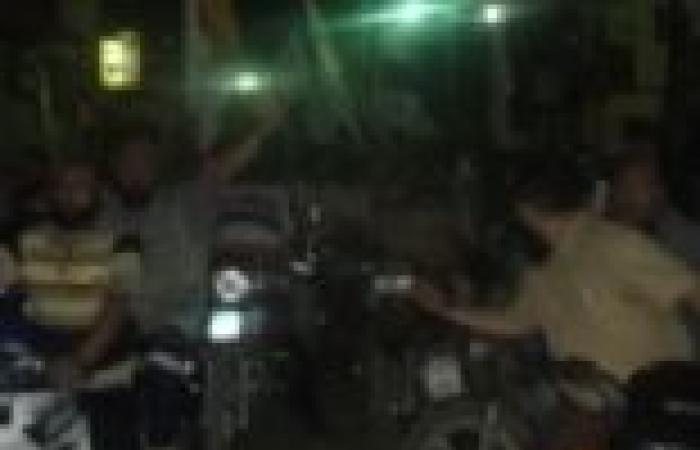 """مسيرة بالدراجات البخارية في الشرقية لأعضاء """"المحظورة"""""""