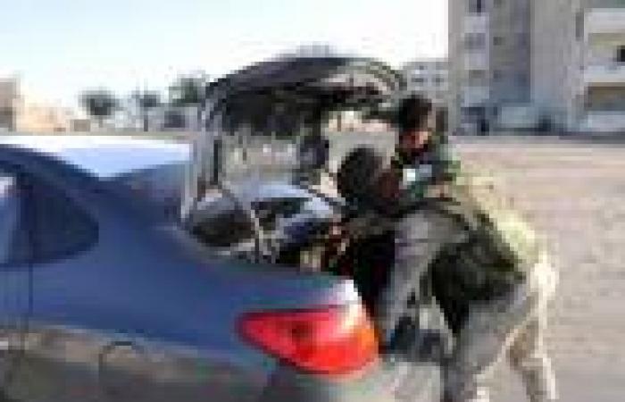 ضبط مدفع مضاد للطائرات و29 قنبلة و2 صاروخ جراد وقاذف «آر بي جي» في سيناء