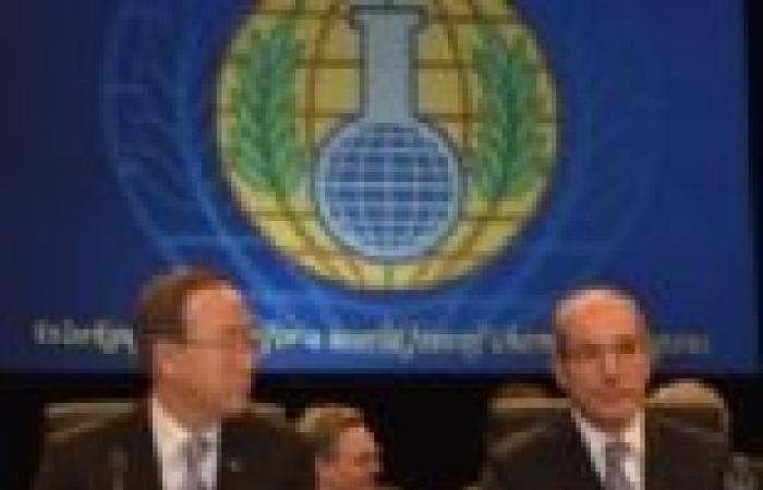 """منظمة حظر الأسلحة الكيميائية تشرح في مؤتمر صحفي مهمتها """"الصعبة والطويلة"""" في سوريا"""