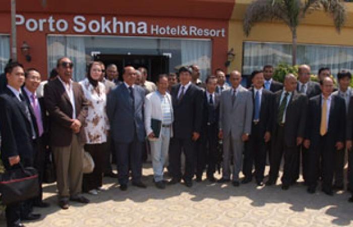 بدء التحضير للمنتدى الدولى لتنمية صعيد مصر بالأقصر