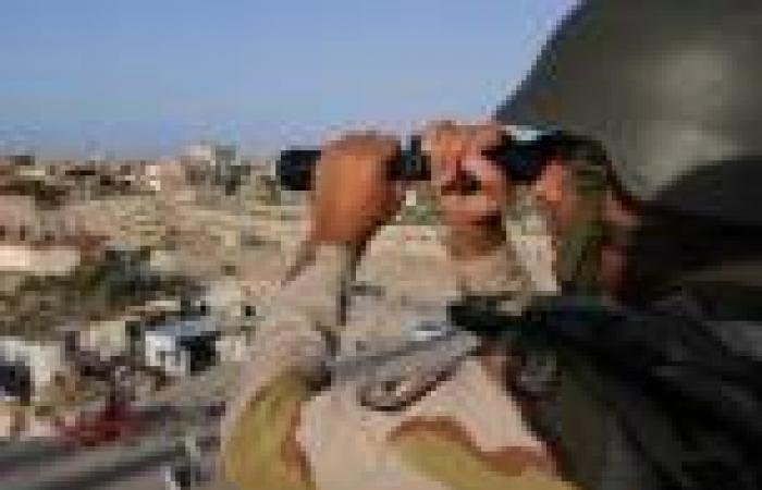 استشهاد 4 جنود وإصابة 5 في انفجار سيارة مفخخة بكمين الريسة بالعريش