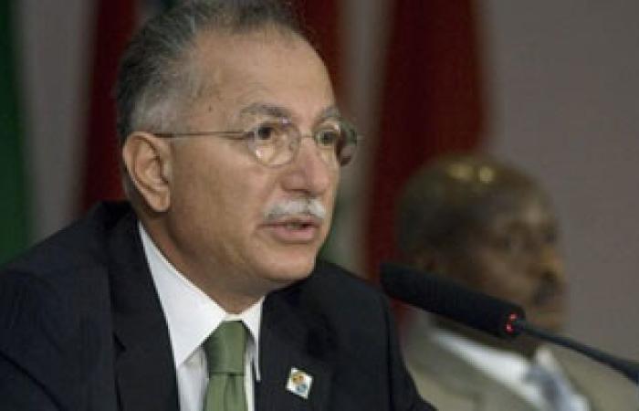 إحسان أوغلو يدين اختطاف رئيس وزراء ليبيا