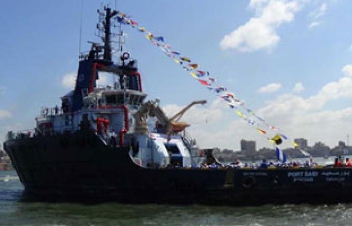 عبور 50 سفينة قناة السويس بحمولة قدرها 3,2 مليون طن