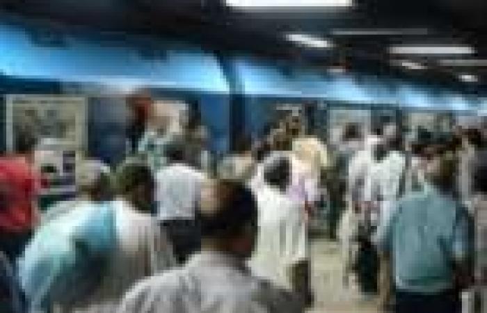 غلق محطات المترو في السابعة تطبيقًا لحظر التجوال