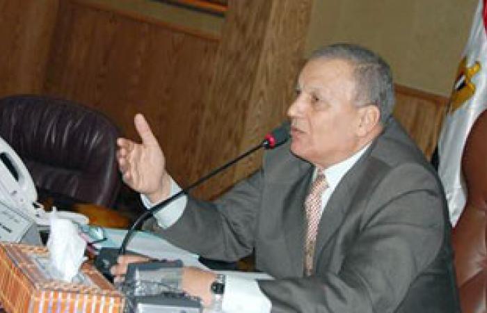 محافظ الغربية يعين العميد محمد يسرى رئيسا لحى ثان طنطا