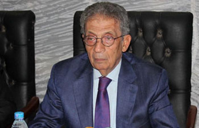 """نائب رئيس مجلس الدولة لـ""""عمرو موسى"""": """"تأدب فأنت فى حضرة القضاة"""""""