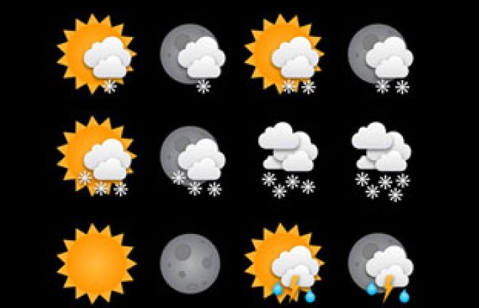 """""""الأرصاد"""": الطقس معتدل الحرارة خلال وقفة وأيام عيد الأضحى المبارك"""