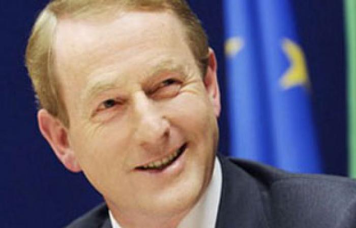 أيرلندا تعلن تخليها عن اللجوء لمظلة إنقاذ اليورو منتصف ديسمبر
