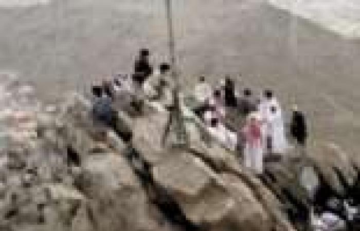 4 ملايين حاج يصعدون جبل عرفات اليوم بينهم 4 رؤساء.. وحفاوة سعودية برئيس تركيا