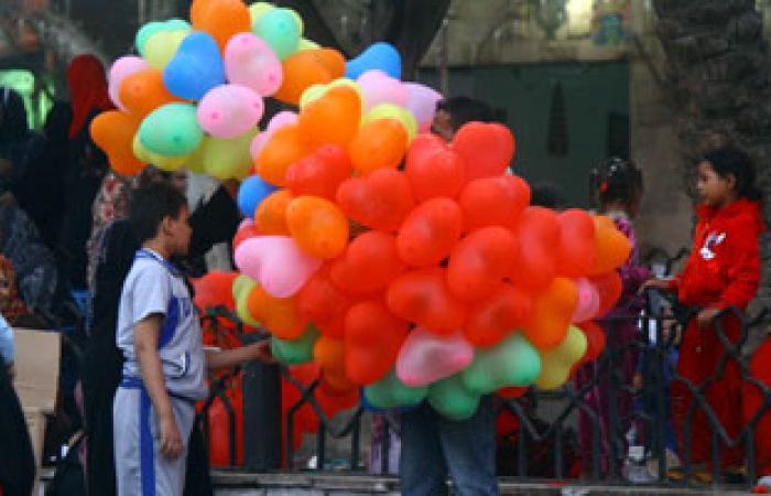 """قيادات """"المصرى الديمقراطى"""" يشاركون فى احتفالات العيد بـ""""الزمالك"""""""
