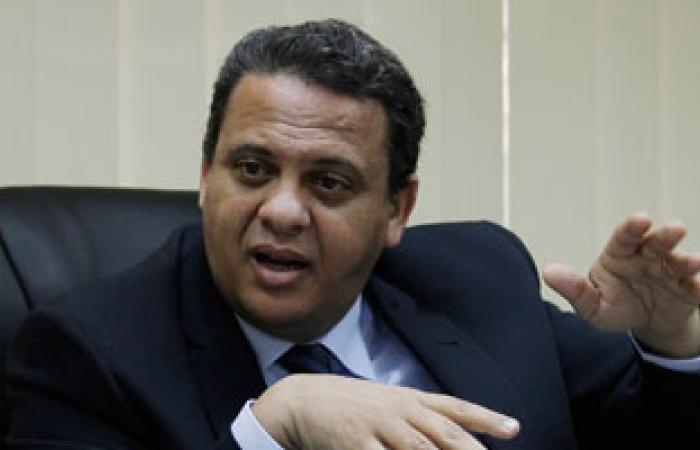 """""""المصريين الأحرار"""" بسوهاج يهنئ المواطنين بالعيد  ويزور معهد الأورام"""