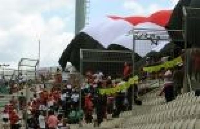 القناة الثانية الأرضية تعرض مباراة مصر وغانا