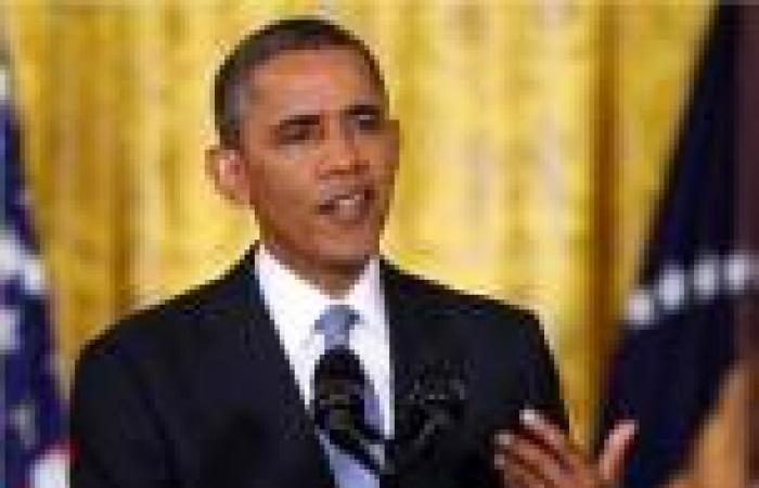 «أوباما» يدعو جميع الموظفين الأمريكيين الفيدراليين للعودة لعملهم