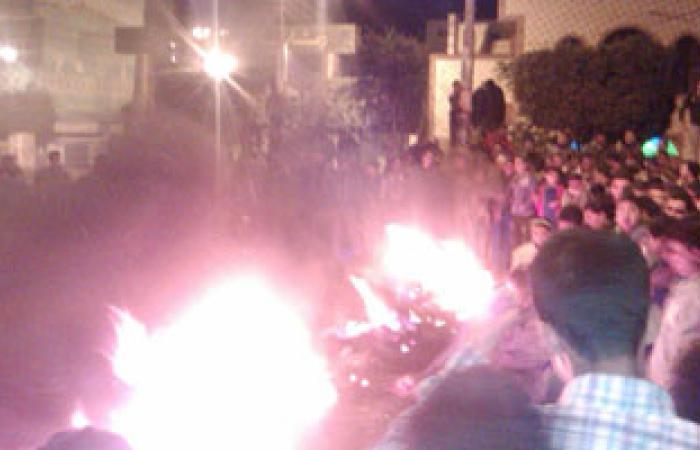حرب شوارع بين الأهالى والإخوان بالأسلحة بقرية قنتير بالشرقية