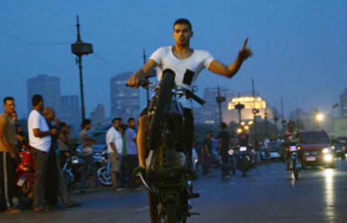 الدراجات البخارية تنتشر فى رأس البر بالمخالفة لتعليمات محافظة دمياط