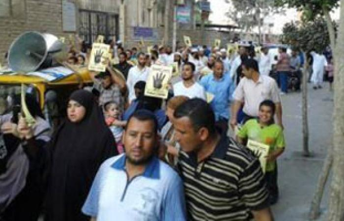 مسيرات للمحظورة عقب صلاة الجمعة فى رابع أيام عيد الأضحى بالإسكندرية