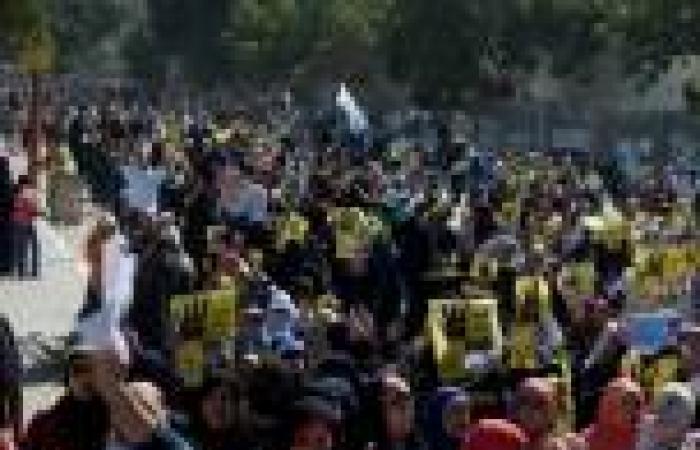 «تحالف دعم الشرعية» يدعو للتظاهر الأسبوع القادم تحت شعار «الصبر طريق النصر»