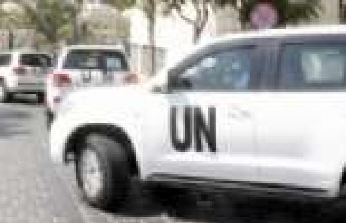 التلفزيون السوري يعرض لقطات لتفكيك المفتشين تجهيزات للأسلحة الكيميائية