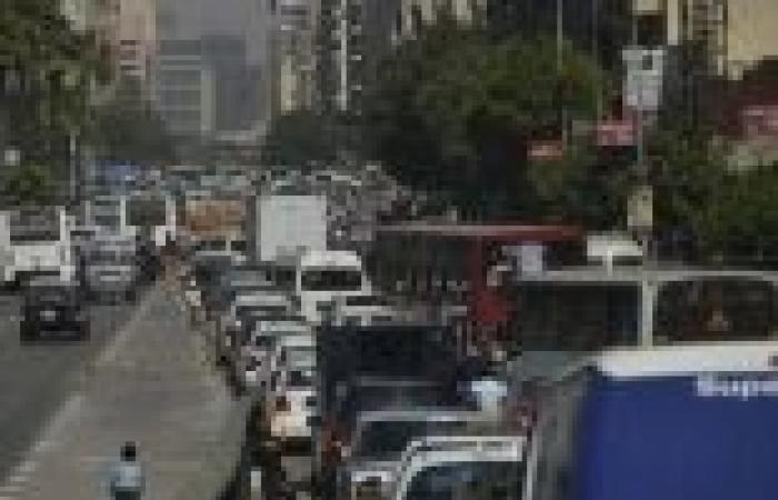 """غدا.. تحويل شارع التحرير لـ""""اتجاه واحد"""" للقضاء على الشلل المروري بالدقي"""
