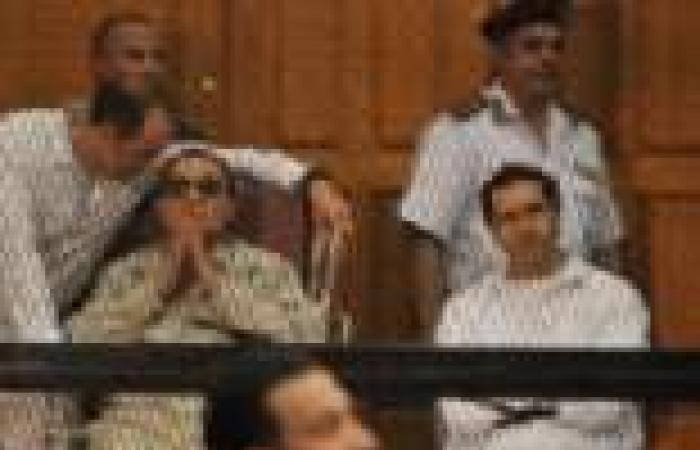 تأجيل محاكمة مبارك ونجليه والعادلي إلى الغد لسماع شهادة عبيد وجمال الدين