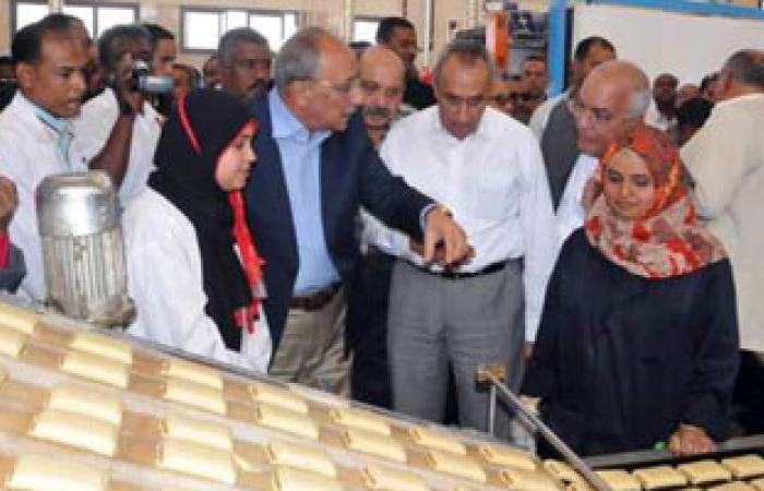 أبو حديد: تطوير خريطة الاستثمار الزراعى لتلبية احتياجات الدولة