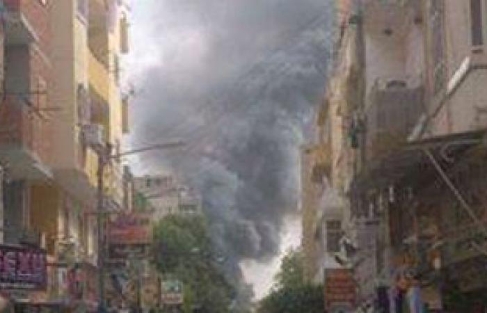 """""""صحة الإسماعيلية"""": 8 إصابات بسيطة بتفجير المخابرات وحالتهم مستقرة"""