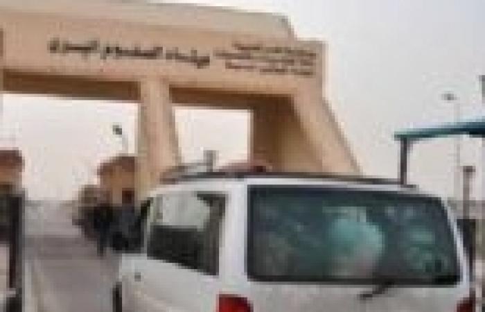 رئيس أركان المنطقة الغربية العسكرية: وصول 40 سائقًا وتباعًا من المحتجزين في ليبيا إلى منفذ السلوم