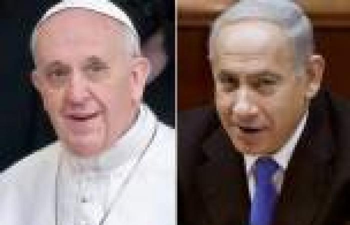 «هاآرتس»: بابا الفاتيكان لن يلتقي «نتنياهو» خلال زيارته لإيطاليا