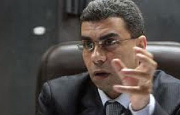 """ياسر رزق: ادعاءات الإخوان عن تسريب زوجتى لتسجيلات السيسى """"مضحكة"""""""