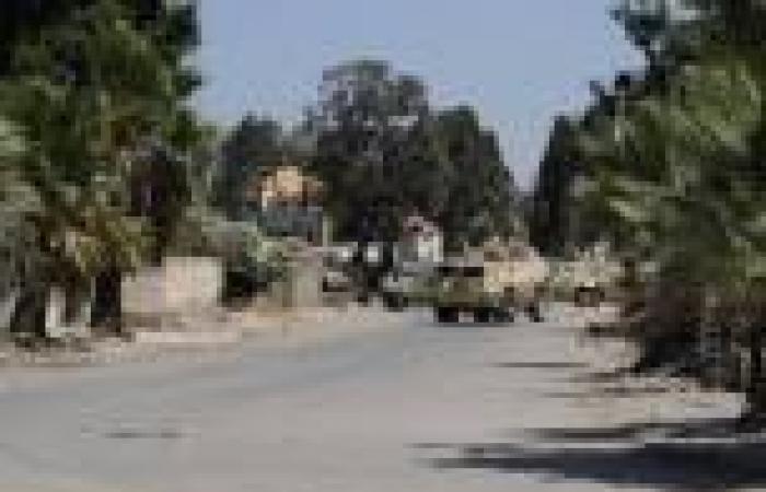 هجوم مسلح على مبنى المخابرات برفح دون إصابات.. و«أباتشي» لملاحقة الجناة