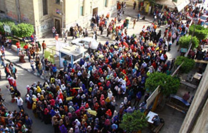 الشرطة تفض مسيرة للإخوان بالإسماعيلية