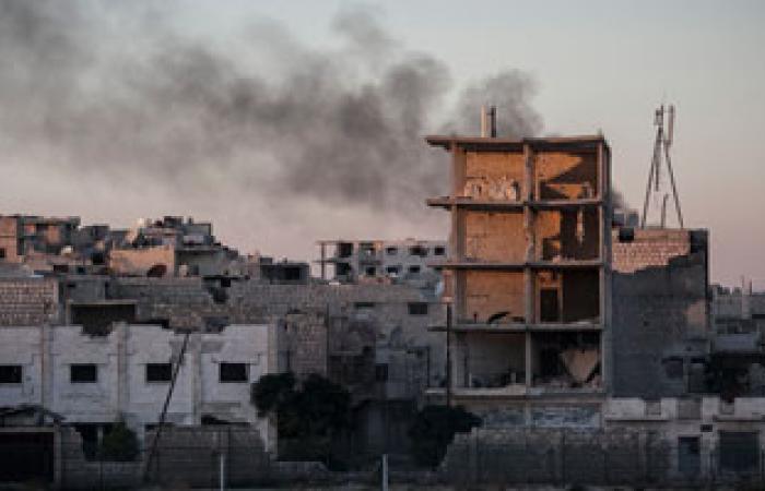 48 قتيلا فى العمليات العسكرية بسوريا أمس بينهم سيدتان و7 أطفال