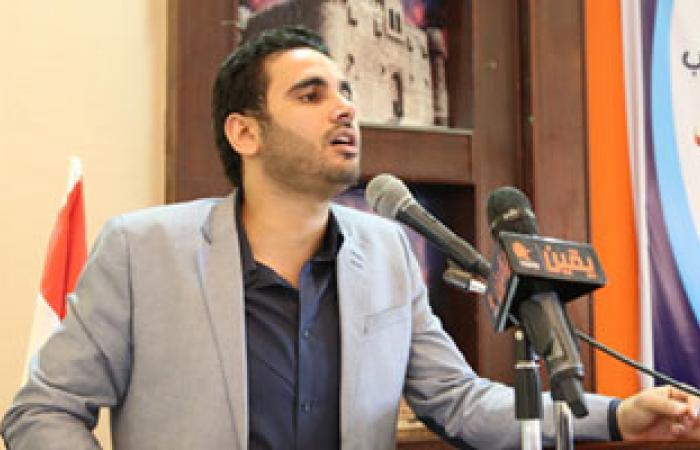 """خالد تليمة لـ""""الشباب العربى"""": لا تكونوا أدوات فى أيدى حكامكم"""