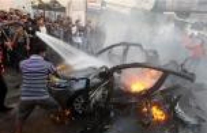زي النهاردة.. اغتيال القيادي الحمساوي أحمد الجعبري 14 نوفمبر 2012