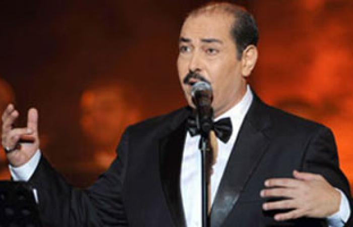 خلال مهرجان الموسيقى العربية..لطفى بوشناق يشعل الثورة بأوبرا دمنهور