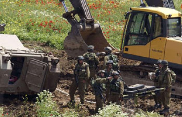 توغل إسرائيلى محدود شرق خان يونس جنوب قطاع غزة