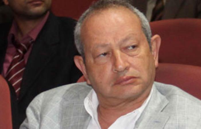 ساويرس سيستثمر مليار دولار فى مصر فى 2014 فور إقرار الدستور