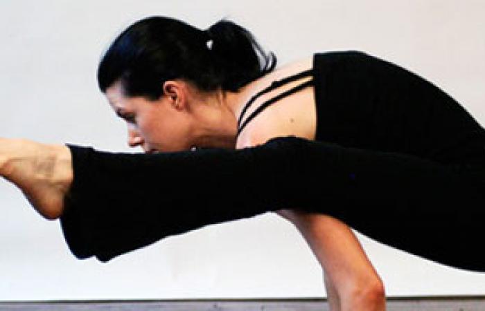 ممارسة رياضة اليوجا لعلاج مرض عرق النسا