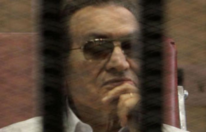 """""""آسف يا ريس"""" تنشر حوارًا بين مبارك و""""سرايا"""" لتعزيته فى وفاة والدته"""