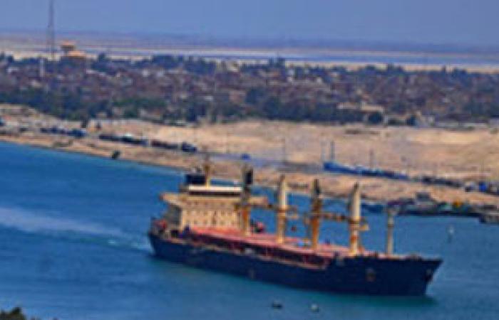 عبور 35 سفينة قناة السويس بحمولة قدرها 2,3 مليون طن