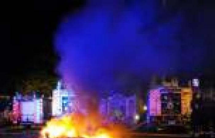 مقتل 12 في انهيار سقف متجر في عاصمة لاتفيا